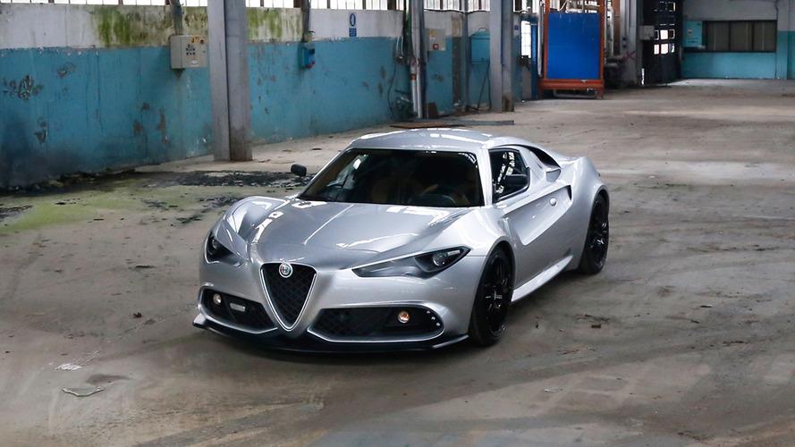 Et si la future Alfa Romeo 4C ressemblait à ça ?