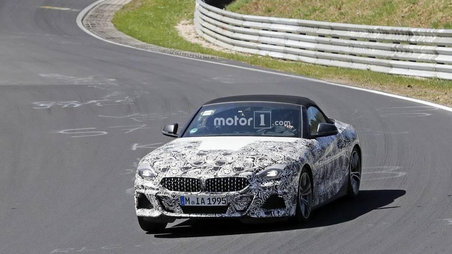 Gününüzün 3 dakikasını yeni BMW Z4 ile geçirin