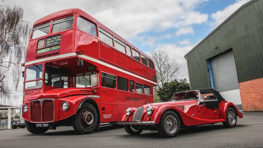 The Next Project From Morgan Is A Bus