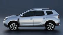 Dacia Duster profil