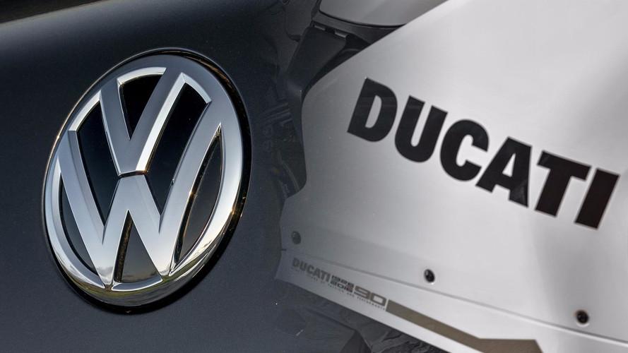 La vente de Ducati suspendue par Volkswagen