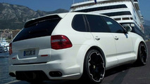 ENCO-Exclusive 550 GT Biturbo Cayenne
