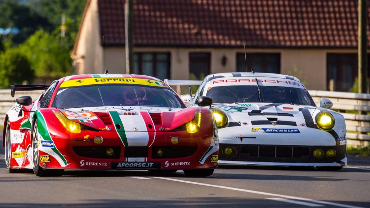 Les marques favorites du WEC