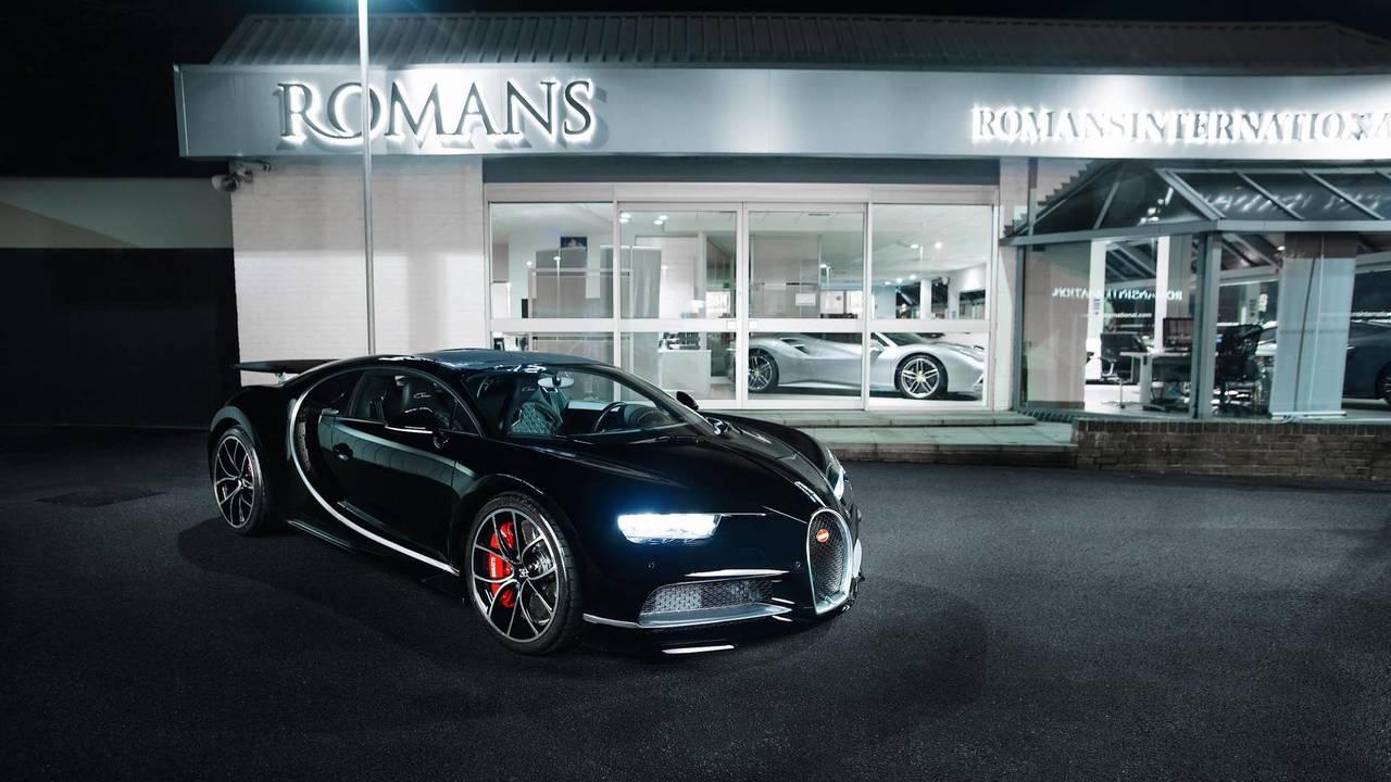 5. Bugatti Chiron