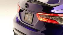 2018 Toyota Camry Rutledge Wood