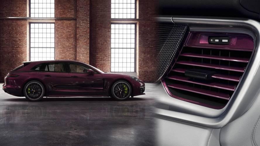 Porsche Panamera Sport Turismo - Le violet lui va si bien ?