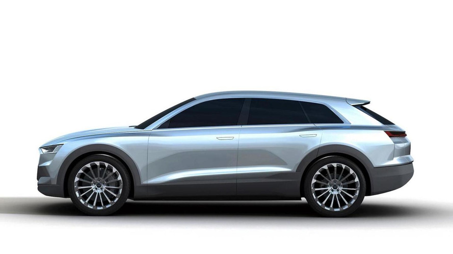Audi Q6 concept reportedly leaked