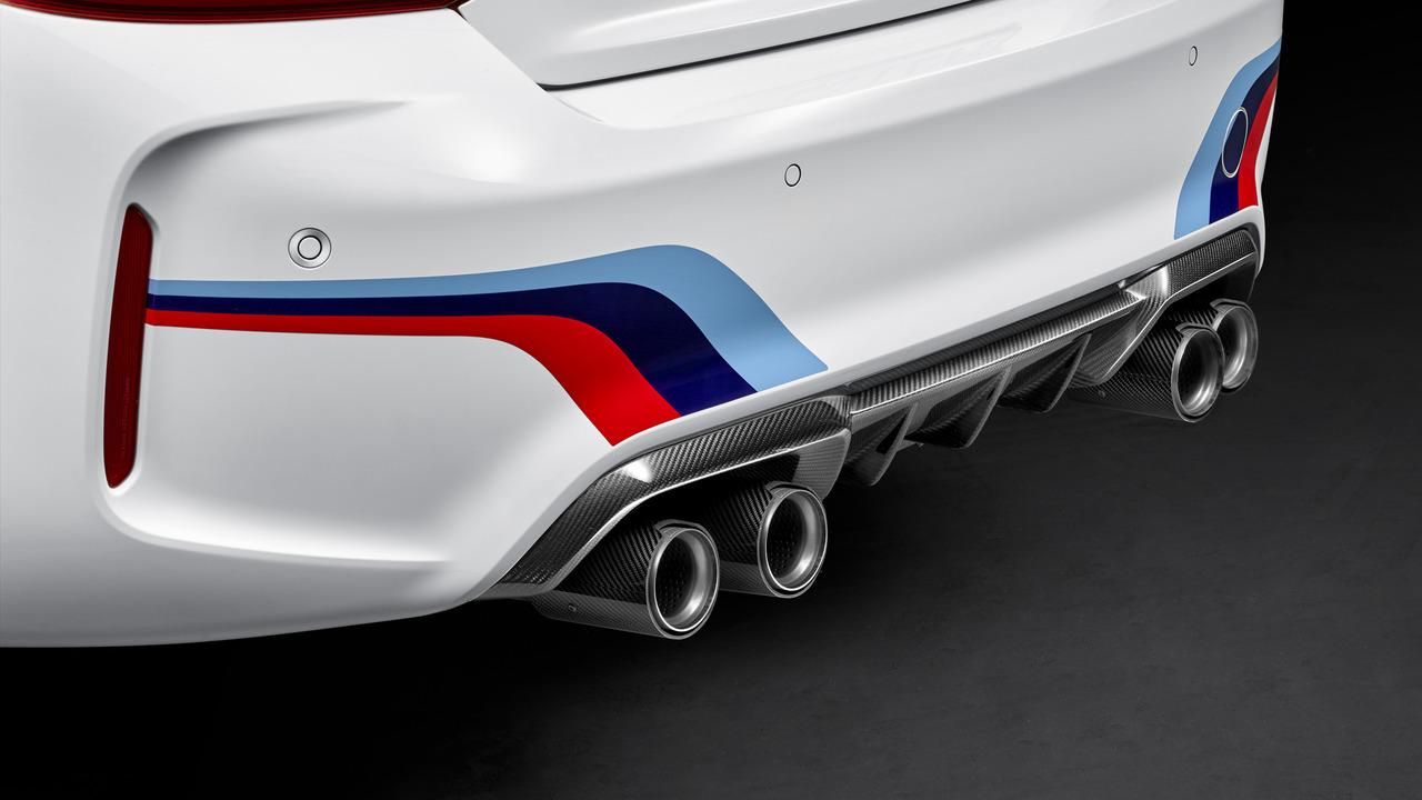 BMW M2 with M Peformance parts