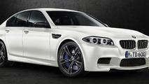 BMW M5 White Shadow (AU-spec)