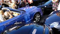 Crash crash in Monaco - 29.7.2011