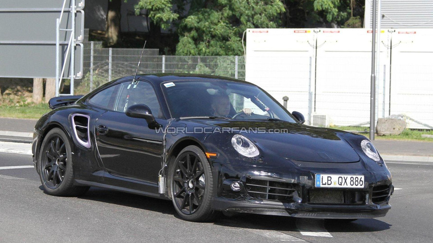 Porsche 911 Turbo to get new tri-turbo system