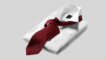 Mercedes Monochrome Gift - shirt and tie