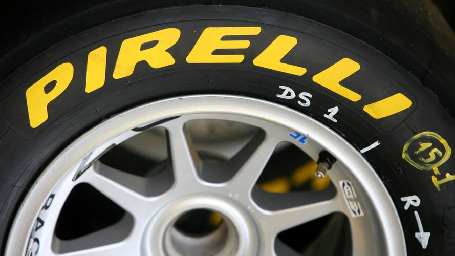 GP2 series to use Pirelli's F1 tyres in 2011