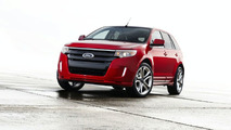 2011 Ford Edge Sport facelift - 10.02.2010