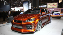 Lexus CT200h by Fox Marketing - 26.4.2011