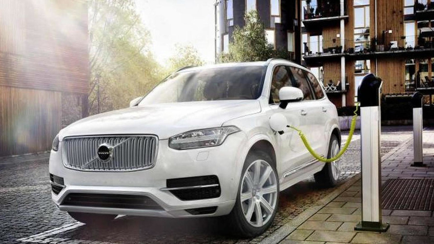 2015 Volvo XC90 SUV official images leaked - huge gallery