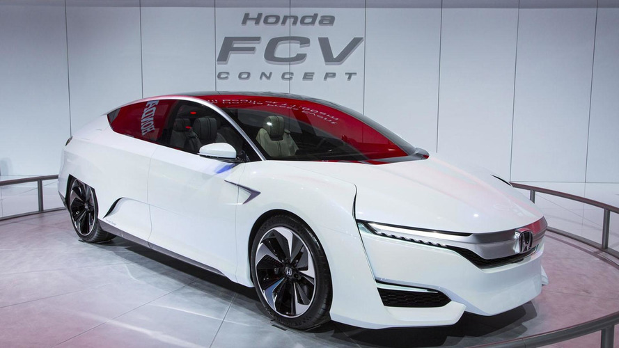 Honda to have mass-produced fuel cell vehicles by 2020