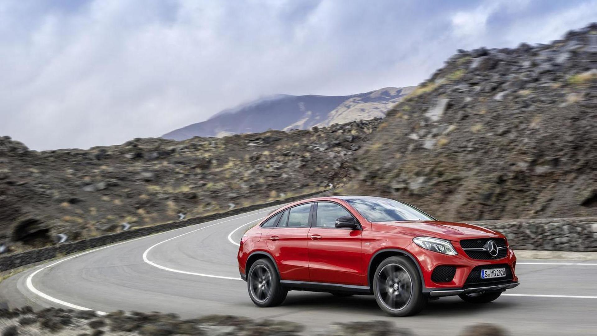 Mercedes benz gle coupe news and reviews for Mercedes benz gle coupe for sale