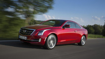 Cadillac shows off Euro-spec ATS Coupe in 50+ pics, goes on sale next month