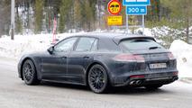 Porsche Panamera Sport Turismo Spy Pics