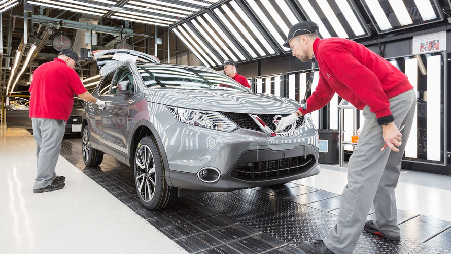 UK car production on the up, but only thanks to exports