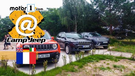 Élisez la meilleure Jeep Wrangler au Camp Jeep 2017 !