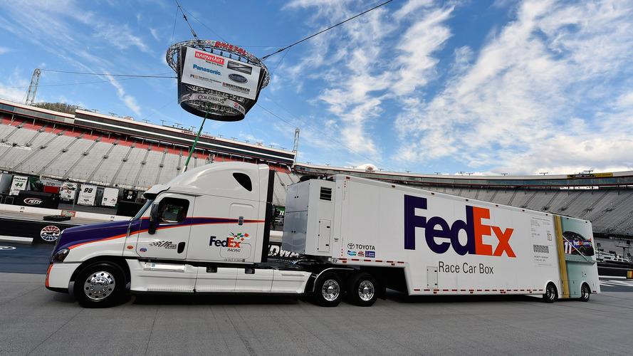 FedEx NASCAR Hauler