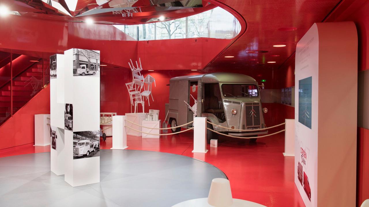 Citroën exposition No Limit