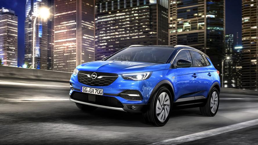 Opel Grandland X 2017, un nuevo SUV para la marca alemana