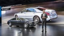 Mercedes Clase S 2017