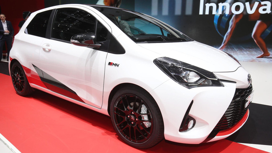 Toyota Yaris GRMN is a supercharged hot hatch with WRC chops
