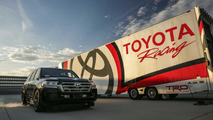 Toyota Land Cruiser Speed Record
