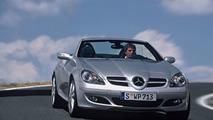 10th Anniversary for Mercedes SLK-Class