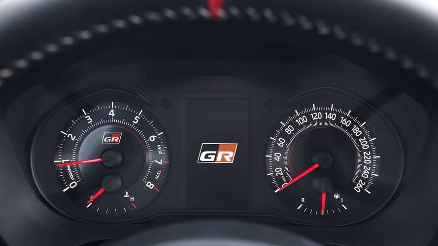 Toyota Yaris GRMN'in 100 km/h hızlanmasını izleyin