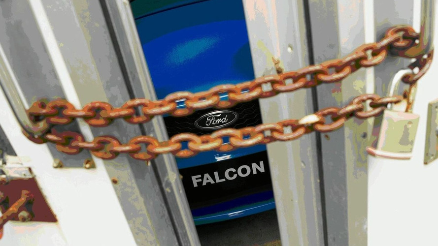 New Ford Falcon Sneak Peek (AU)