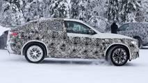 2020 BMW X4 M spy photo