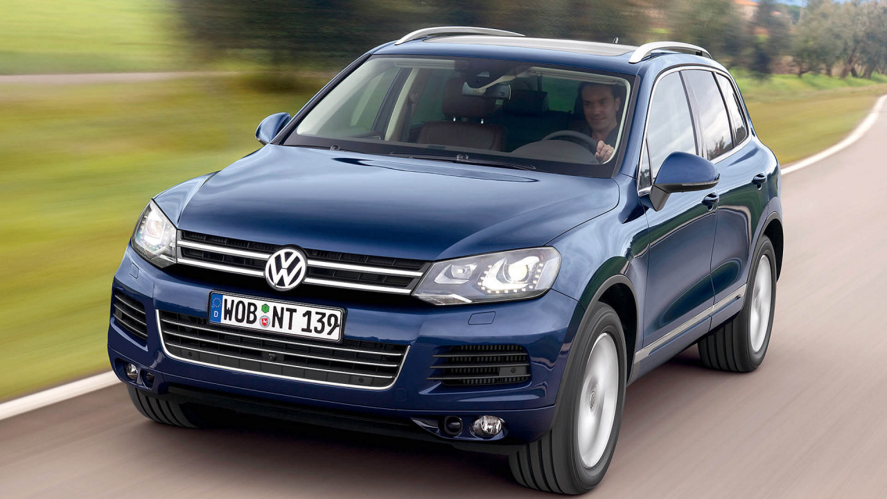 Neuer VW Touareg: Die zweite Generation