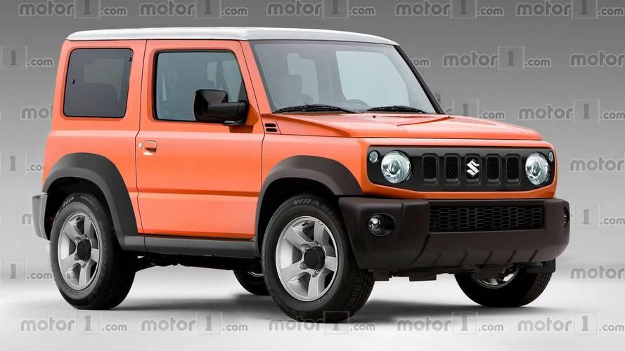 La production de l'actuel Suzuki Jimny touche à sa fin