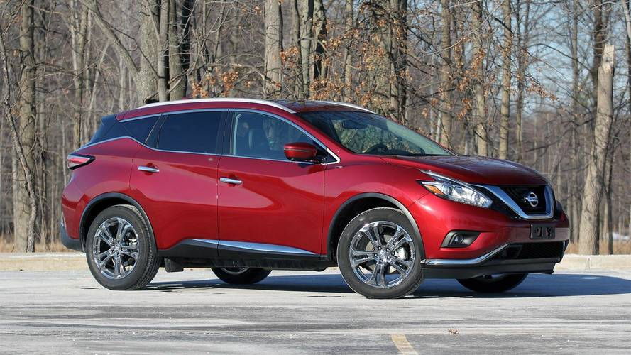 Nissan Pathfinder 2019 >> 2018 Nissan Murano: Review   Motor1.com Photos