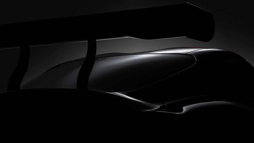 Toyota divulga teaser do novo Supra antes do Salão de Genebra