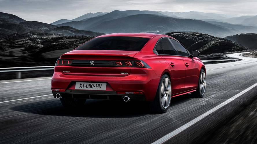 La Peugeot 508 (2018) se présente en vidéo !