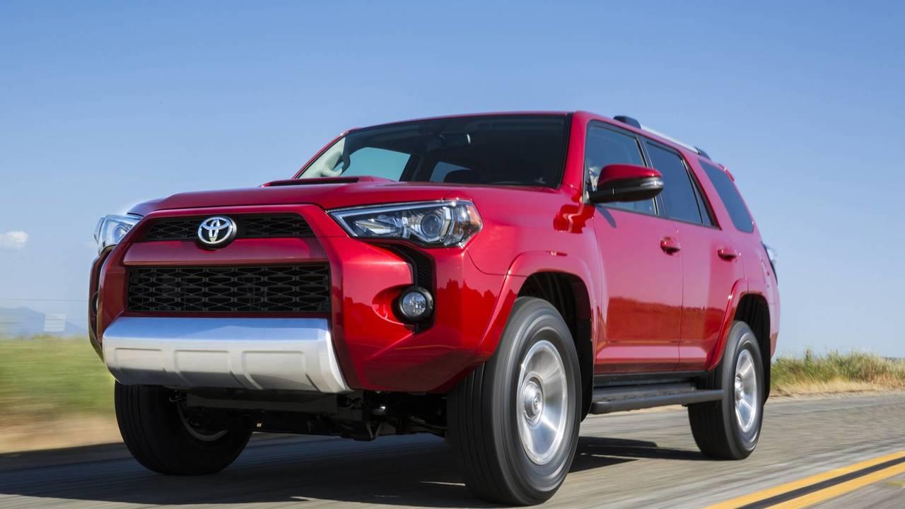 9. Toyota 4Runner