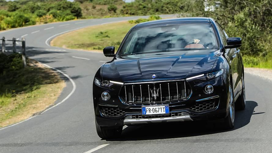 Maserati Levante GranLusso MY19