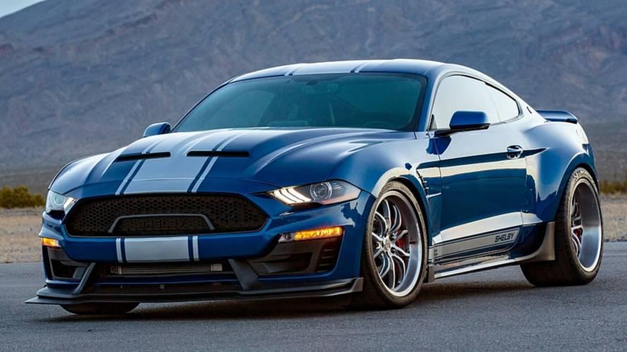 Ford Mustang, 811 CV per la rinnovata Shelby Super Snake