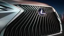 2019 Lexus ES teaser'ları