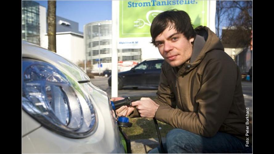 Kabinett beschließt Programm zur Elektromobilität