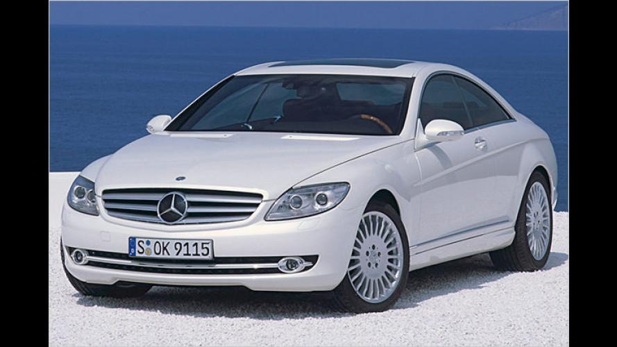Mercedes in Genf: Neues aus fünf Modellreihen zu sehen