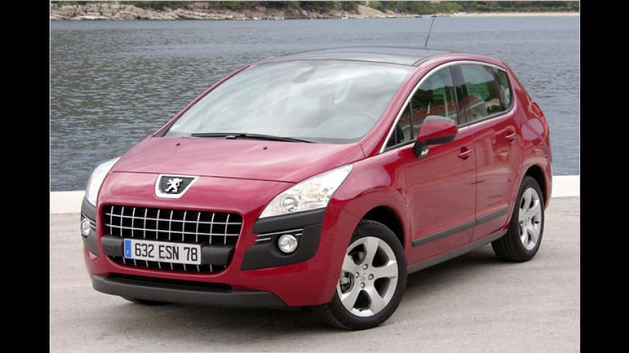 Peugeot 3008: Ein bisschen von allem