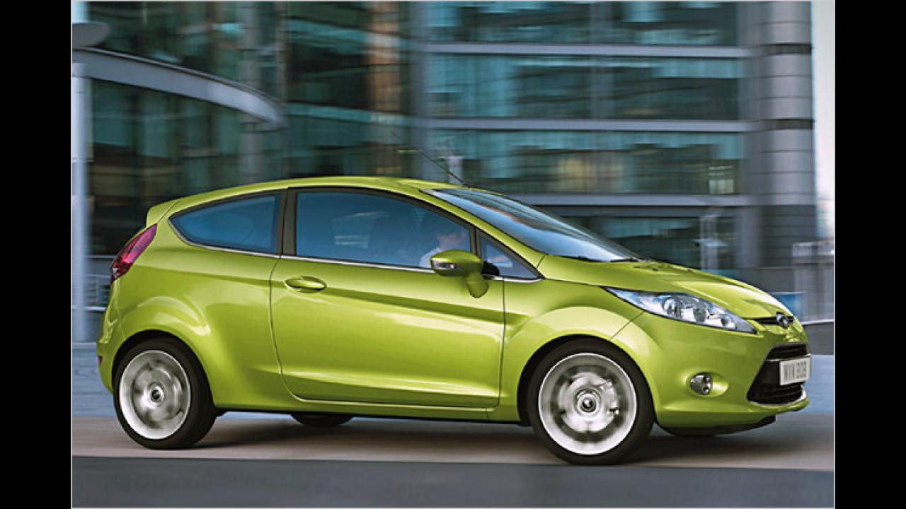Ford Fiesta 1.4 LPG Trend