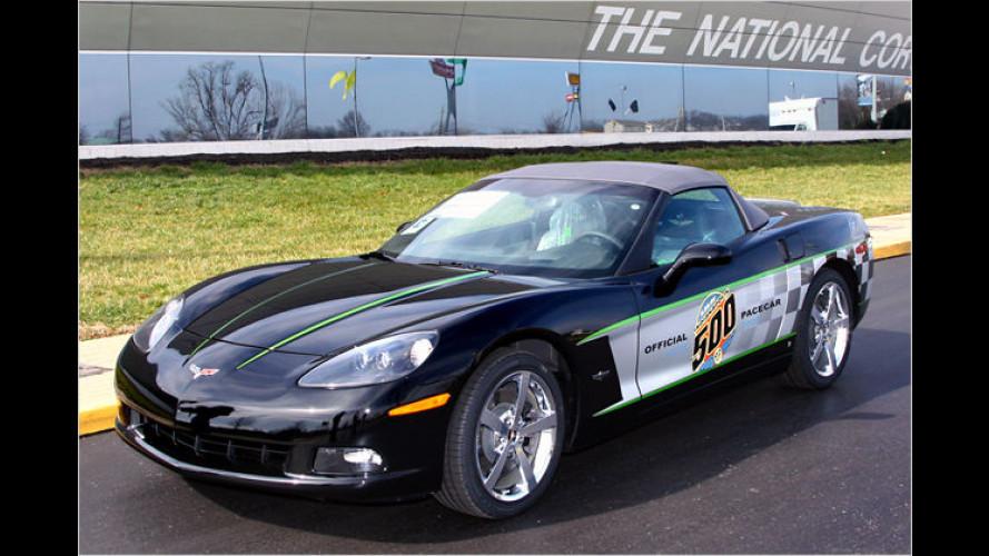 Corvette: Neues Sondermodell feiert die Renn-Historie